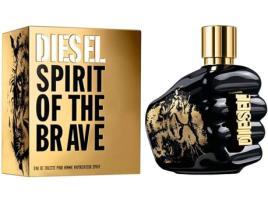 DIESEL - Diesel Spirit Of The Brave Eau de Toilette 75ml