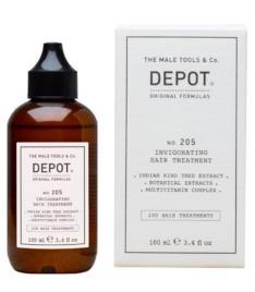 Depot Nº 205 Invigorating Hair Treatment 100Ml
