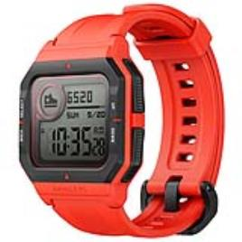 AMAZFIT - Smartwatch Amazfit Neo 1.2 A2001 Vermelho