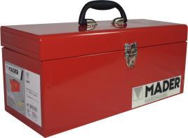 MADEIRA - Mala de ferramentas MADER METAL