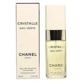 CHANEL - Perfume Mulher Cristalle Eau Verte Chanel EDT - 100 ml