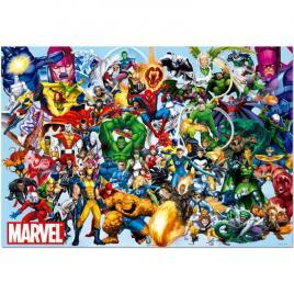 JOGOS E BRINQUEDOS KIDS - Puzzle 1000 Os Heróis Marvel