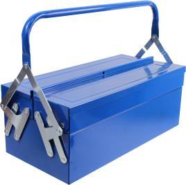MADEIRA - Caixa de ferramentas MADER METÁLICA 420X200X160