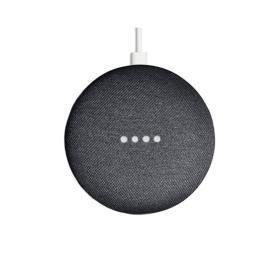 Google Home Mini Carbon Black