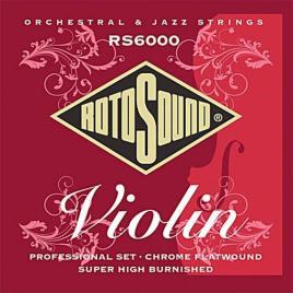 Cordas Violino Profissional RS6000 Rotosound