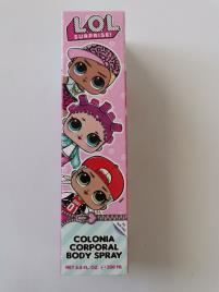 LOL SURPRISE! - Água-de-Colónia Infantil LOL Surprise! (200 ml)