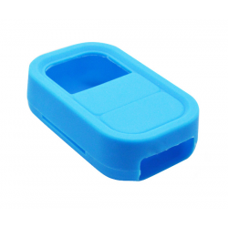 New Mobile Capa Silicone Azul para  GoPro Controlo Remoto