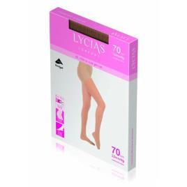 Lycias Comfort Collant 70 Tamanho 2 Nude