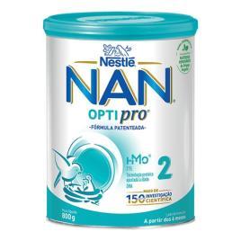 NAN OPTIPRO 2 LEITE DE TRANSICAO 800G