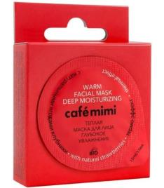 Younik Cafe Mimi Warm Facial Mask Deep Moisturizing 15Ml