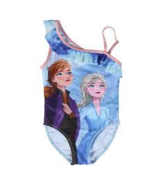 FROZEN - Fato de Banho de Menina Frozen Azul - 3 anos