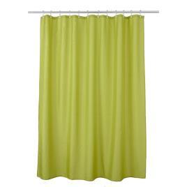 Cortina diani verde 180 x 200 cm