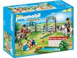 Playmobil - Playset Country Horse Tournament Playmobil 6930 (24 pcs)