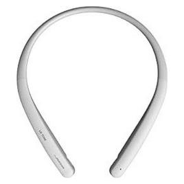 Auriculares Desportivos com Microfone LG HBS-SL5W USB-C Branco