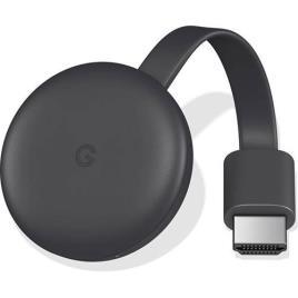 Google Chromecast V3 - Preto