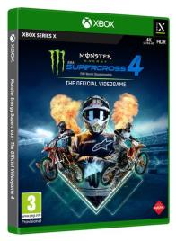 Monster Energy Supercross - The Official Videogame 4 - Xbox Series S/X