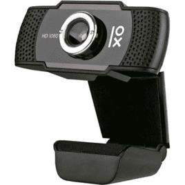 Webcam USB Primux IOXWC187 - 1080p - Preto