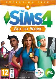The Sims 4 - Get to Work (Expansão) PC