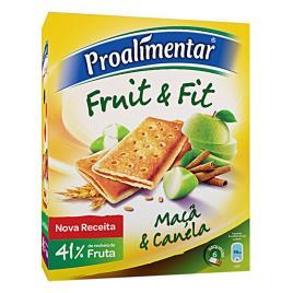 TRIUNFO - Triunfo Bolacha Fruit & Fit, Maçã e Canela, 148 g