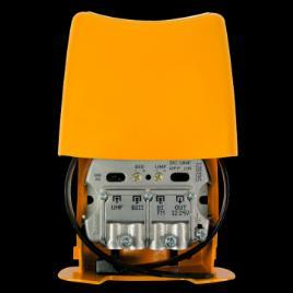 AMPLIFICADOR MASTRO NANOKOM 3E/1S BIII-UHF-FMmix TELEVES