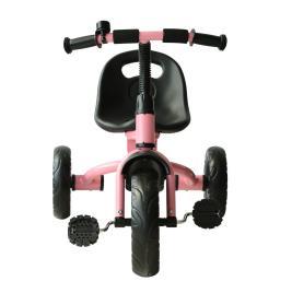 Marca do fabricante - HOMCOM Triciclo para Crianças com mais de 18 meses com Campainha, Guarda-Lamas Roda de Segurança 74x49x55 cm