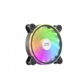 Mars Gaming - MFX ventilador de PC 12 cm Preto