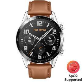 HUAWEI - Smartwatch Huawei Watch GT 2 Classic 46mm - Castanho
