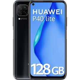 HUAWEI - HUAWEI Smartphone P40 Lite, 6,4'', Kirin 810, 128 GB ROM, Preto