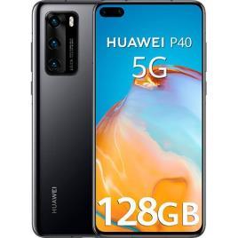 HUAWEI - Smartphone Huawei P40 5G 6,1 Octa Core 8 GB RAM 128 GB - Preto