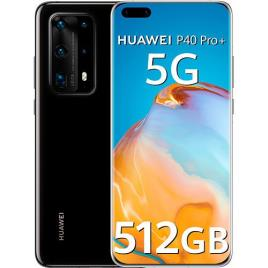 HUAWEI - Smartphone Huawei P40 Pro+ 5G 6.58 (8 / 512GB) Preto