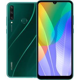 HUAWEI - Smartphone Huawei Y6p 6,3 Octa Core 3 GB RAM 64 GB - Verde