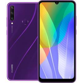HUAWEI - Huawei Y6P 3GB/64GB Dual Sim Roxo