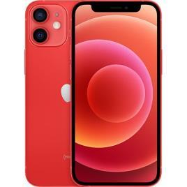 APPLE - Apple iPhone 12 Mini - 64GB - (Product) Red