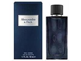 ABERCROMBIE & FITCH - Perfume Homem First Instinct Blue For Man Abercrombie & Fitch EDT - 50 ml