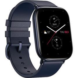 AMAZFIT - Smartwatch Amazfit Zepp E Square - Deep Sea Blue