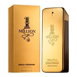 Perfume Homem 1 Million Paco Rabanne EDP - 200 ml