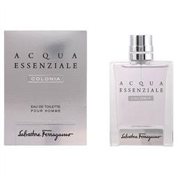 Perfume Homem Acqua Essenziale Salvatore Ferragamo EDT (100 ml) - 100 ml