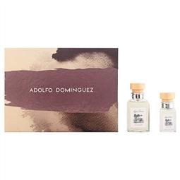 Conjunto de Perfume Homem Agua Fresca Adolfo Dominguez (2 pcs) (2 pcs)