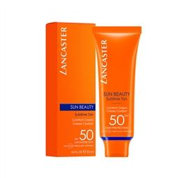 Protetor Solar Sun Beauty Lancaster - Spf 50 - 50 ml