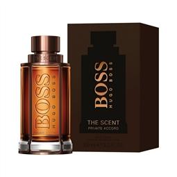 HUGO BOSS - Perfume Homem The Scent Private Accord Hugo Boss EDT (100 ml) (100 ml)