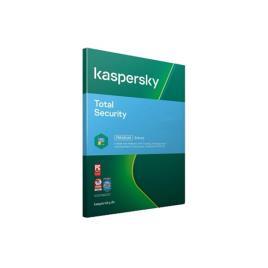 Kaspersky - Software Kaspersky Total Security 2020 3 User 1 Ano DVD OEM-EXCLUI Retalho