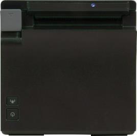 Impressora Epson Tm-M30 Ticket Ethernet Preta