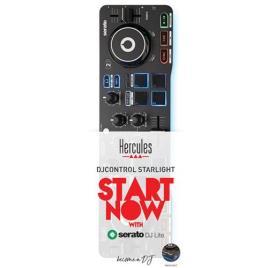 Hercules DJ - Controlador DJ Starlight Hercules DJ