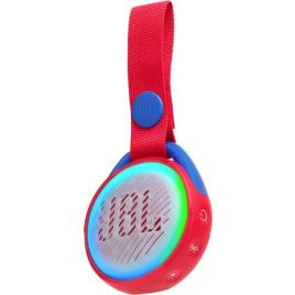 JBL - Coluna Bluetooth JBL JR POP - Vermelho