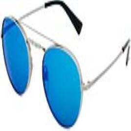 Óculos escuros femininos Valentino VA2004B-301755 (ø 51 mm) (Azul)