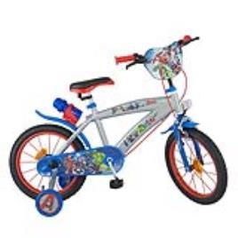 THE AVENGERS - Bicicleta TOIMSA Bicicleta Avengers Tamanho Infantil (16)