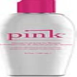 PINK - Lubrificante à Base de Silicone Pink - 237 ml