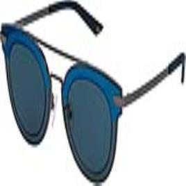 POLICE - Óculos escuros unissexo Police SPL349-0568 (ø 47 mm) (Azul)