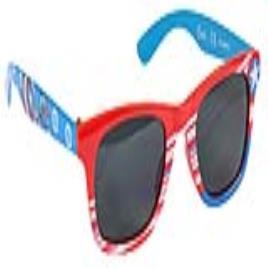 THE AVENGERS - Óculos de Sol Infantis The Avengers Vermelho Azul