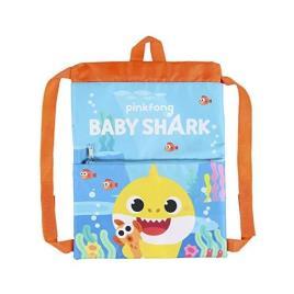 BABY SHARK - Mochila saco infantil Baby Shark